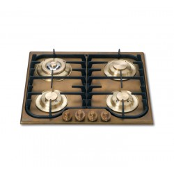 گاز رو کار  restart Officine Gullo|Hobs Brass 60