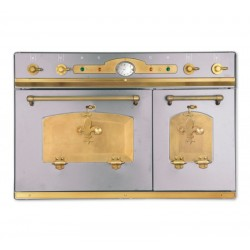 فر تو کار دبل 90 restart Officine Gullo| Double Oven