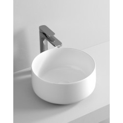 کاسه روشویی روکار  Art.Ceram | Cognac Countertop Washbasin 35X16